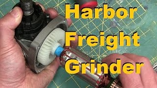 Download BOLTR: Harbor Freight Grinder. HOW BAD IS IT? Video