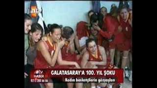 Download Galatasaray 100.yılında sahasında Fenere yenilip küme düştü (yanlış anons içerir) Video