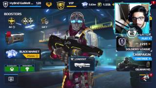 Download Modern Combat 5 PC - Insane Kills with the VERPOWER!! - LIVE!#39 Video