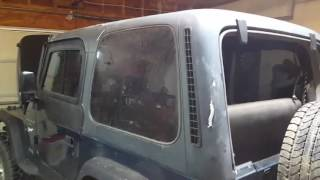 Download Jeep Hard Top Repair How To Fix Crack Video