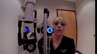 Download First Person Routine Eye Exam Video