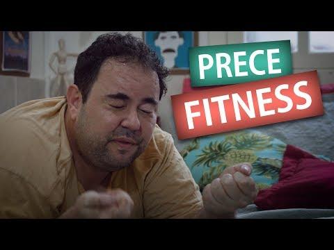 PRECE FITNESS (Humor e Espiritismo)