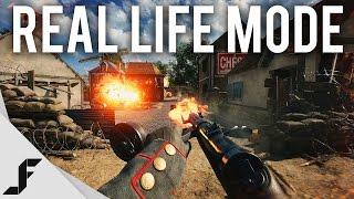 Download BATTLEFIELD 1 REAL LIFE MODE - 4K 60FPS Video