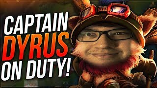 Download CAPTAIN DYRUS ON DUTY Video
