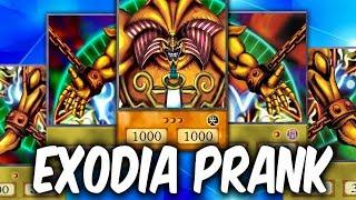 Download EXODIA PRANK! - Surprise Yugioh Trolling with BEST EXODIA DECK! Video