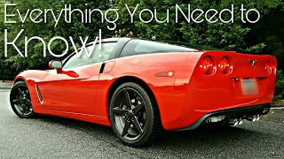 Download The Ultimate C6 Corvette Buyer's Guide! Video