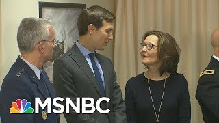 Download Fmr. CIA Director Weighs In On President Donald Trump's New Intel Pick: Who is Gina Haspel? | MSNBC Video