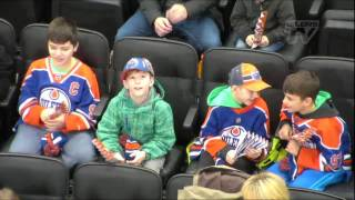 Download Oilers Skills Competition presented by Rogers | Fastest Skater Video