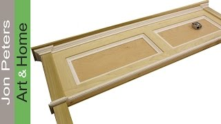 Download How to build a simple headboard. FREE PLANS! Video