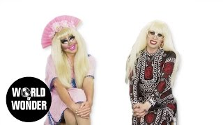 Download UNHhhh Ep 25: ″Beauty Tips Pt 1″ w/ Trixie Mattel & Katya Zamolodchikova Video