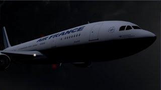 Download Les dernières minutes du vol Rio-Paris Video