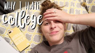Download Why I HATE College & Ohio State | Let's Talk Tuesday Video