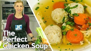 Download Recipe: The Perfect Chicken Soup   The Jewish Chronicle Video