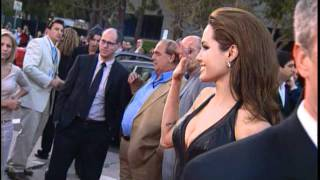 Download Angelina Jolie Talks About Making Mr. & Mrs. Smith Video