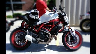 Download 2017 Ducati Monster 797 Demo Ride Review Video