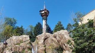 Download Tangled Tower at Magic Kingdom, Rapunzel & Flynn Rider Restrooms, Fantasyland - Disney World Video