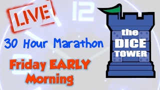 Download Dice Tower Marathon II - Friday Early Morning (4/7) Video