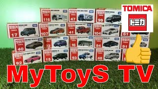 Download unboxing 14 x Tomica Korean Packing, Kid Video (00912 z multi) Video