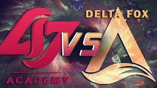Download Shiphtur | DELTA FOX vs. CLG Academy (NACS Week 4) Video