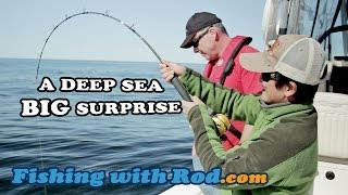 Download A Deep Sea Big Surprise | Fishing with Rod Video