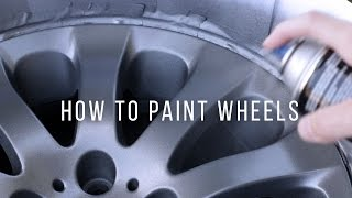 Download How to Paint/Restore Your Wheels Video