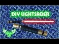 Download DIY LIGHTSABER WITH BLADE E 15 Video