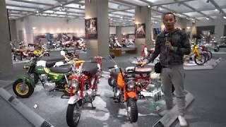 Download พาชมมอเตอร์ไซค์รุ่นประวัติศาสตร์ใน Honda Collection Hall Video
