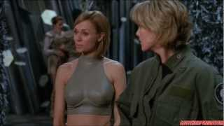 Download Stargate SG-1, Atlantis, Universe (TV-series 1997-2011) - leather compilation HD 720p Video