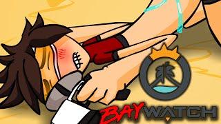 Download OVERWATCH VS BAYWATCH | OVERWATCH ANIMATION MASHUP Video