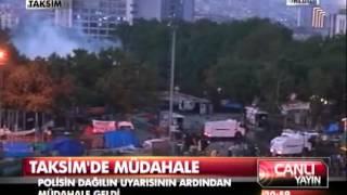 Download Taksimde Gezi Parkı eylemcilerine Dağıtıldı Video