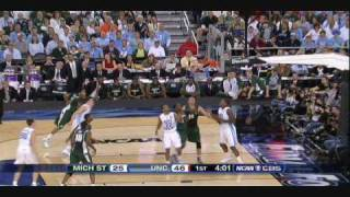 Download 2009 NCAA Men's Basketball National Championship game, UNC vs Michigan St. Video