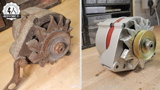 Download BMW E30 Alternator Restoration Video