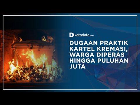 Dugaan Praktik 'Kartel Kremasi', Warga Diperas Hingga Puluhan Juta | Katadata Indonesia