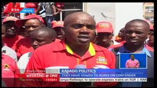 Download Weekend@One: Kajiado's gubernatorial race escalates as five jubilee aspirants are in a choice limbo Video