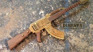 Download ✔ DiResta AK Guitar (AKA the GATTAR) Video