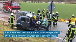 Download Schwerer Unfall bei Hofkirchen Video