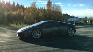 Download ESS BMW M5 F10 vs Lamborghini Huracan LP610-4 Video