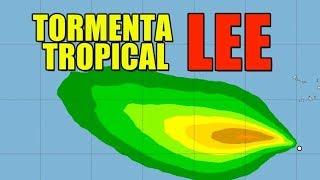Download LO ULTIMO: Tormenta Tropical Lee se forma en el Atlantico y sistema 96L Amenaza el Caribe Video