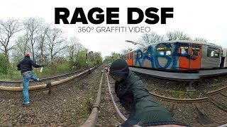Download (360º Graffiti Video) - RAGE DSF Video