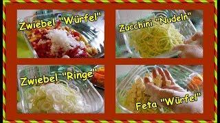 Download Gefüllte PAPRIKA mit Zucchini & Feta NICER DICER CHEF von SoFie Haushalt Unperfekt Perfekt Video