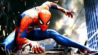 Download The Amazing Spider-Man Fails to Save Miles Morales Dad   Spider Man Ps4 Walkthrough Part 7 Video