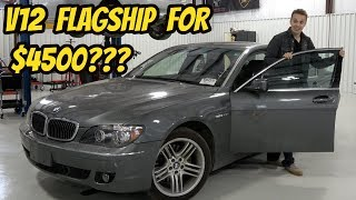 Download I Bought a Cheap V12 BMW 760Li, Because I Never Learn From My Mistakes Video