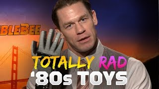 Download How Well Does the Bumblebee Cast Know Totally Rad '80s Toys? Video