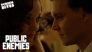 Download Public Enemies - Marion Cotillard and Johnny Depp dinner scene OFFICIAL HD VIDEO Video