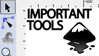 Download The Most Important Tools in Inkscape Video