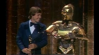 Download Special Sound Oscars for Close Encounters and Star Wars: 1978 Oscars Video