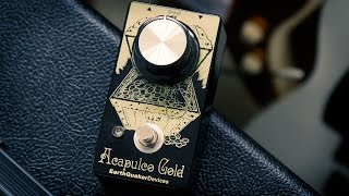 Download EarthQuaker Devices: ACAPULCO GOLD (Sunn Model T in a can) Video