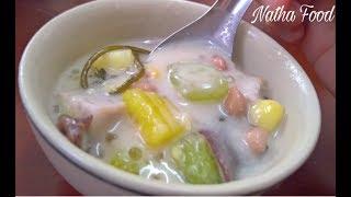 Download Chè Bà Ba chuẩn ngon của người Nam Bộ || Ms Ba Vietnamese Dessert || Natha Food Video