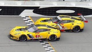 Download Thrilling IMSA Finishes Video