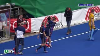 Download 2. HF Deutsche Feldhockey-Meisterschaft der Herren RWK vs. MHC 2019 in Krefeld Highlights Video